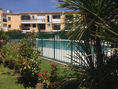 Photo for Beautiful luxury residence located in a quiet area on the heights of CASSIS