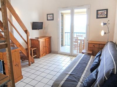 Photo for Apartment Les Roches Bleues in Collioure - 4 persons, 1 bedrooms