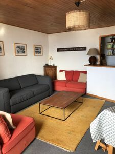 Photo for Alpe d'Huez apartment 70 m2, 3 bedrooms, 6 people, south facing terrace