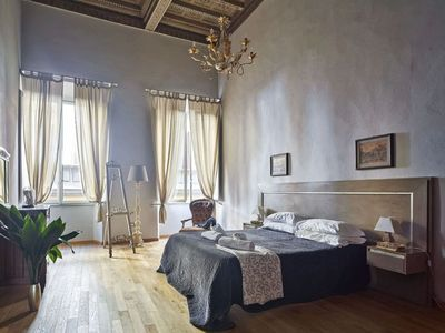 Photo for Classic In the Heart of Florence W/ Outdoor Space