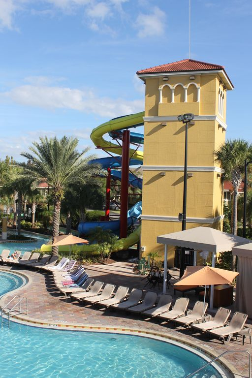 Family Friendly From 89 Night Pool With Water Slides Lazy River And Clubhouse Homeaway