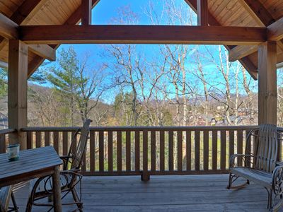 Photo for 1BR Cabin Vacation Rental in Black Mountain, North Carolina
