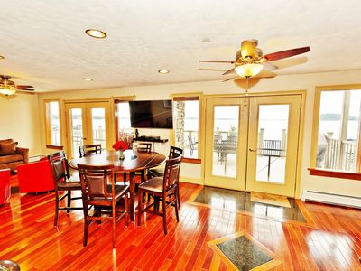 Photo for Come Enjoy This Lakefront Property, The Race Track & Downtown Saratoga Springs!