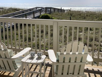 Photo for This is it! Excellent location, new construction & beautiful OCEAN FRONT condo.