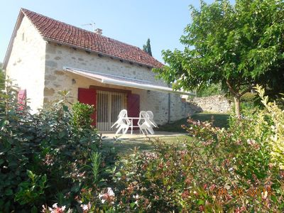 Photo for House for rent for 4/6 people close to Rocamadour and St Cirq ,.