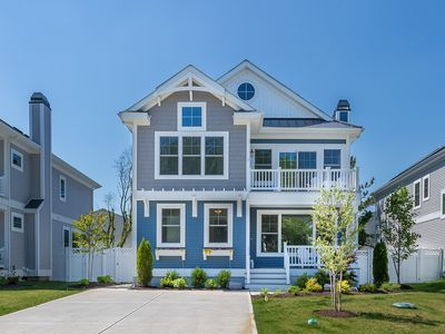 Photo for BRAND NEW 5BR W/ 3 MASTERS QUICK WALK TO REHOBOTH & DEWEY BEACHES!