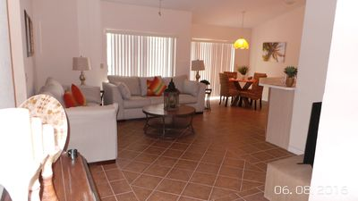 POST COVID SPECIAL 4BR POOL HOME MINUTES FROM DISNEY FREE WIFI