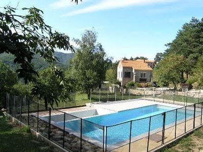 Photo for Near Céret wonderful view 1.5 ha private property GR10 access Sea and Mountain