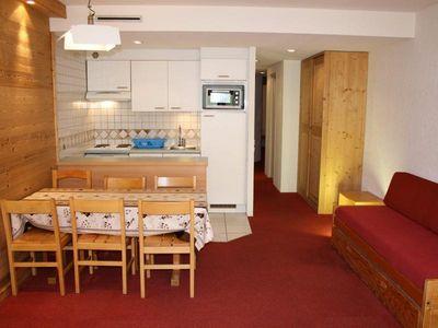 Photo for 1BR Apartment Vacation Rental in Tignes