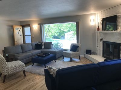 Photo for Bright cheery home walking distance from downtown Glenwood Springs