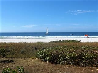 Photo for Somerset Beachfront First Floor Condominium with Cabana, Bikes, Beach Toys and More!