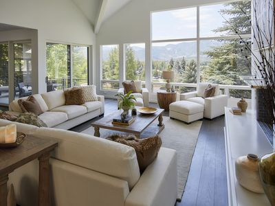 Photo for Luxury 6BR Modern Park City Home - Stunning Views!