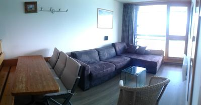 Photo for 2 room apartment + cabin of 40 m² equipped for 6 people