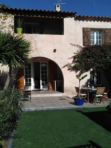 Photo for nice villa 5 minutes from downtown and the beaches ...