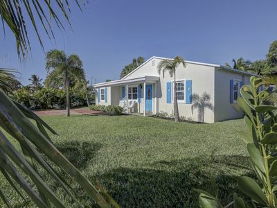 Photo for Charming Beach Home, Private Pool. Close To Atlantic Ave and Beaches.