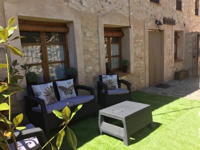 Photo for Casa Pinines full rental cottage for up to 8 people