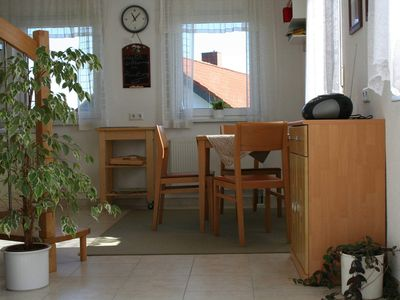 Photo for 1BR Apartment Vacation Rental in Waldsolms