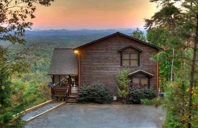 """Photo for """"The View"""" This is the cabin you have been looking for. The name says it all"""