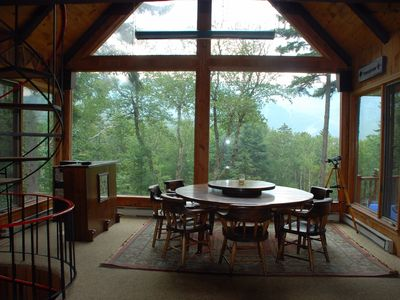 Photo for Stunning Views, Exquisite 6 BR Sugarbush Escape, 1 Minute to ski
