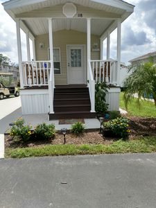 Photo for Tiny Home located in a gated RV Resort 5 minutes from Disney