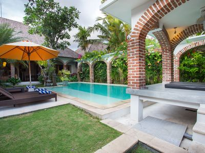 Photo for 3 BDR Central Hotspot of seminyak