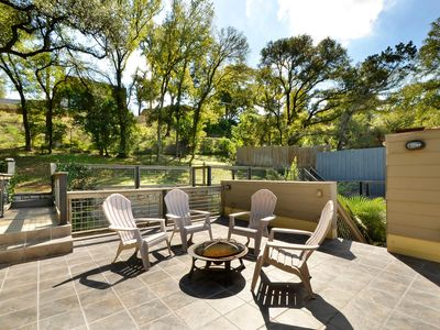 Photo for 3BR/2.5 with rooftop deck.  Across the street from Zilker Park.
