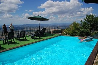 Photo for Rental Apartment, Private Parking Swimming Pool With Panoramic Terrace