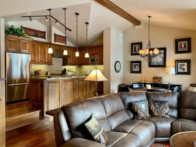 Photo for Luxury Townhome - Heart of Downtown Ketchum