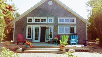 Photo for My Oasis - One of a kind Private Cape Cod Cottage Over looking Deep Cove
