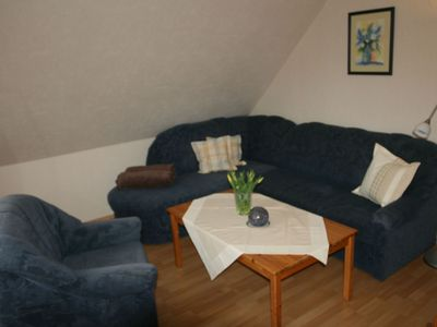 Photo for Lovely apartment for 3 people with WIFI, TV and parking