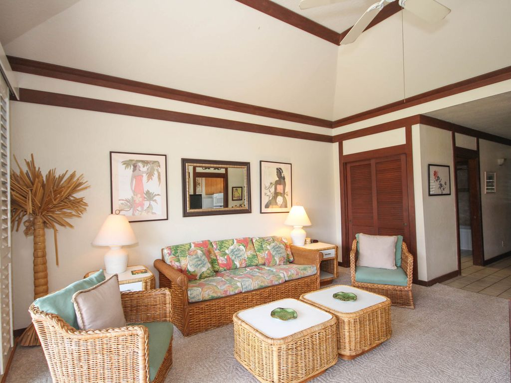 Kiahuna 54 charming 1bd at the gorgeous homeaway poipu Kiahuna plantation 2 bedroom condo rental