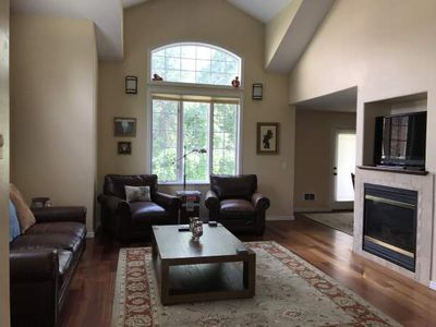 Photo for Deluxe 2 Level 3 Bedroom/2 Bath Townhouse close to Driggs ID and Grand Targhee Resort