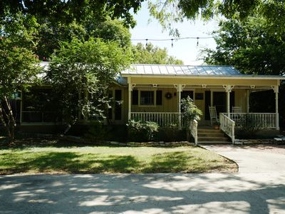 Photo for Creek Street Cottage | 2 Blocks from Main | Pet-friendly