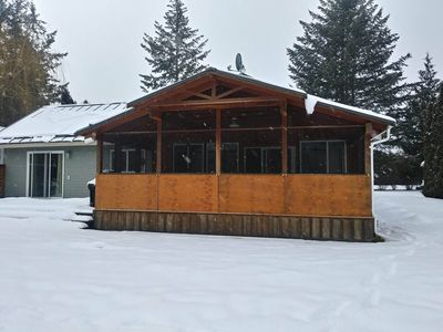 Photo for Eagle River Frontage