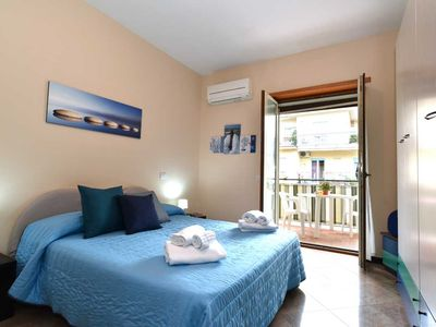 Photo for Comfortable apartment in Sorrento city center