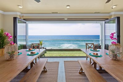 Beautiful Beachfront Home Designer Decorated With A C