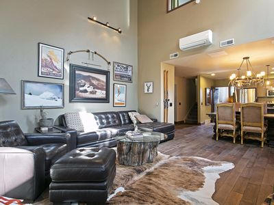Photo for Luxury 4BR/4BTH Canyons/Park City. Walk to Carbriolet Lift!