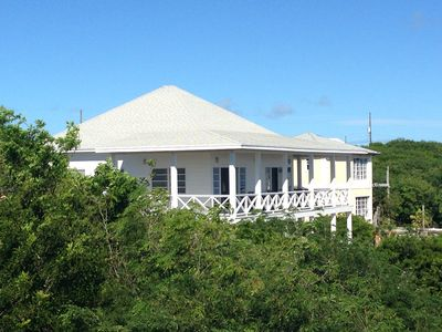 Magnificent Views Of Elizabeth Harbour And Stocking Island