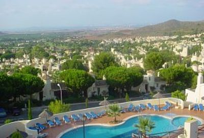 Photo for Luxurious Family Villa, Panoramic Views, Air-Con, Free Wi-Fi at La Manga Club