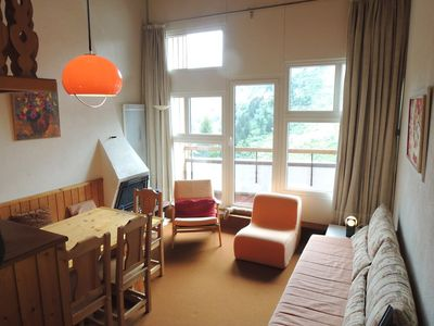 Photo for Large apartment on top flooor. Vintage atmosphere. Nice view over the slopes.