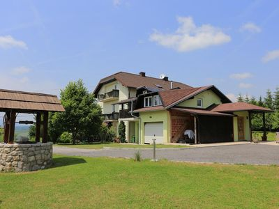 Photo for Two bedroom apartment with balcony Donji Vaganac (Plitvice)
