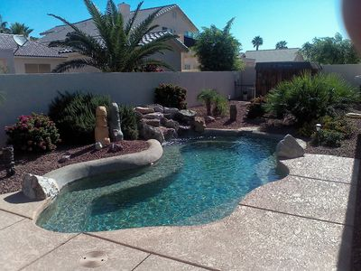 Photo for Pool Home in Golf Course Community close to River and Casinos