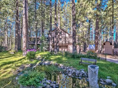 Photo for 5 Star property!  3 bedroom, 2-1/2 bath home, gorgeous meadow and creek views