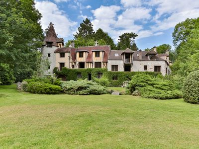 Photo for 6BR Country House / Chateau Vacation Rental in Courgent, Ile-De-France