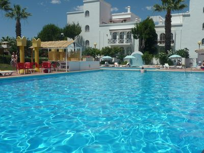 Photo for Spacious Luxury Apartment in Tavira Garden With Very Extensive Private Terraces