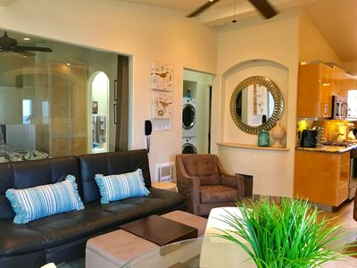 Photo for Ocean Front Surf Rider Condo in Mission Beach on the Boardwalk Sleeps 6