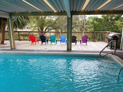 Photo for Central Melbourne (Heated) Pool Home 4/2 Sleeps 10
