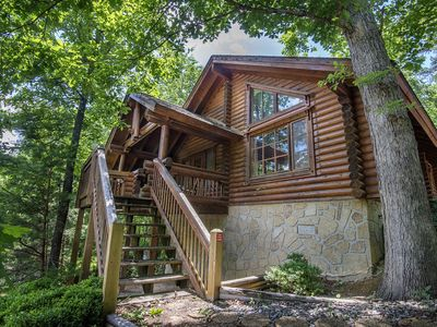 ER70 - Mountain Laurel Hideaway - Great location...close to all the action!