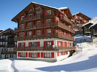 Photo for Apartment Anemone in Saas-Fee - 7 persons, 3 bedrooms