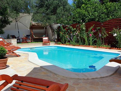 Photo for Holiday house Silvia  - Supetar, Island Brac, Croatia